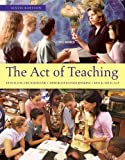 img - for The Act of Teaching by Donald Cruickshank (2011-02-14) book / textbook / text book