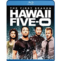 Hawaii Five O: The First Season  [Blu-ray]