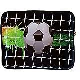 Football 7 Inch Tablet Ipad Mini Case Pouch Sleeve 6