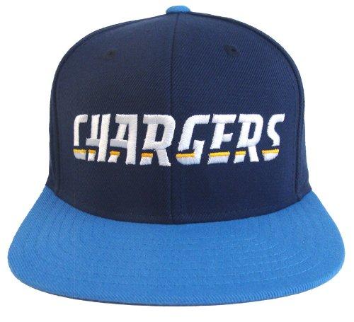 San Diego Chargers Retro Reebok Circa Snapback Cap Hat