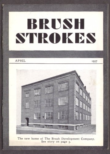 New Hq Building Brush Strokes Microphone 4 1937