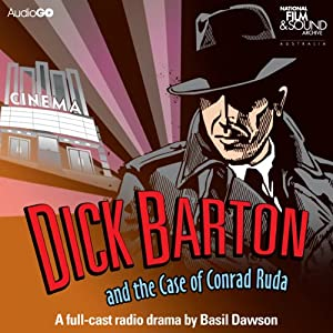 Dick Barton and the Case of Conrad Ruda | [Basil Dawson]