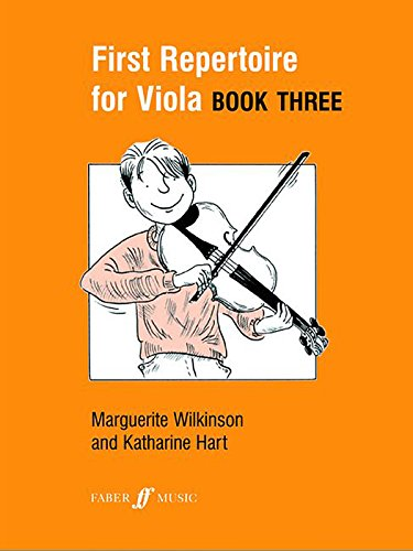 First Repertoire for Viola, Book Three: Bk. 3