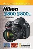 Magic Lantern Genie Guides: Nikon D800 & D800E