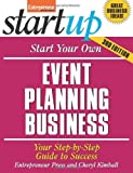 img - for Start Your Own Event Planning Business: Your Step-By-Step Guide to Success (StartUp Series) by Entrepreneur Press (2011-08-01) book / textbook / text book