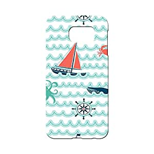 G-STAR Designer 3D Printed Back case cover for Samsung Galaxy S7 Edge - G5765