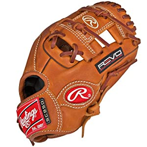 Rawlings REVO 9SC112CF 11 1/4 Inch Baseball Glove Right Handed Throw