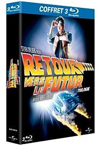 Retour vers le futur - Trilogie [Francia] [Blu-ray]