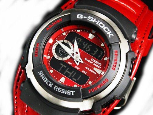 Gショック CASIO 腕時計 Gスパイク G-300L-4AVDR