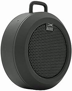Altec Lansing Orbit Enceinte Portable avec Bluetooth USB Noir