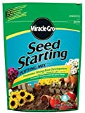Miracle-Gro 0050844-323 Seed Starter Potting Mix - 8 Quart