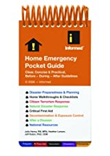Home Emergency Pocket Guide by Informed