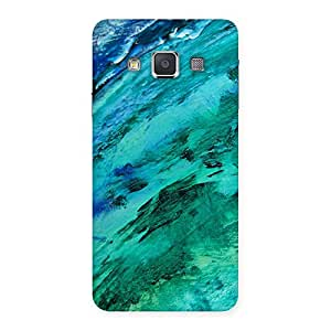 Paint Texture Back Case Cover for Galaxy A3