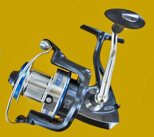 Tsunami BFR 12000 Salt Water 10 BB Fishing Reel 25 Lb / 240 Yds