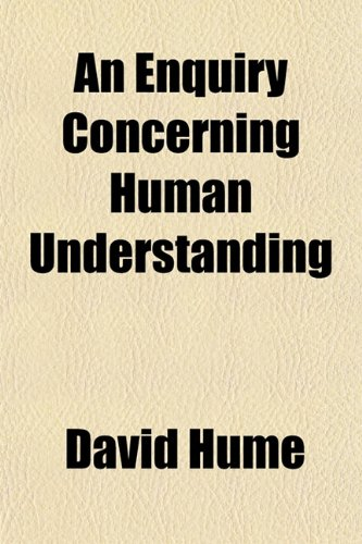 hume philosophical essays concerning human understanding