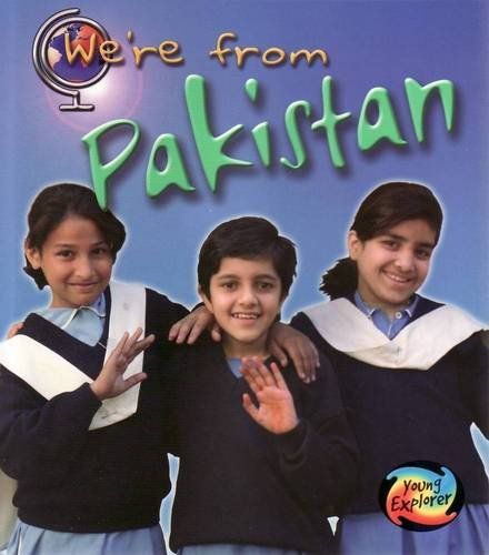 Pakistan (We're from.)