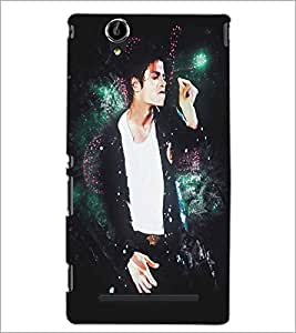 SONY XPERIA T2 ULTRA CELEBRITY Designer Back Cover Case By PRINTSWAG