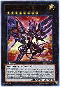 Amazon.com: Yu-Gi-Oh! - Number 107: Galaxy-Eyes Tachyon