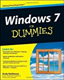 Andy Rathbone Windows 7 for Dummies (For Dummies (Computers)) by Rathbone, Andy (2009)