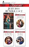 Harlequin Presents July 2014 - Bundle 1 of 2: Socialites Gamble\Carrying the Sheikhs Heir\Dantes Unexpected Legacy\A Deal with Demakis