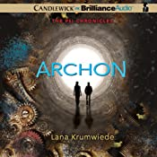 Archon: The Psi Chronicles, Book 2 | Lana Krumwiede
