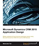 Microsoft Dynamics CRM 2015 Applicati...