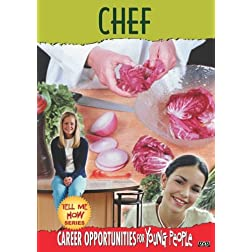 Tell Me How Career Series: Chef