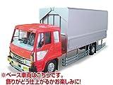 青島文化教材社 1/32 バリューデコトラシリーズ No.43 ヤンキーメイト 4トン可動ウィング プラモデル