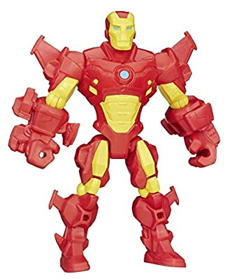 Marvel Hero Mashers Iron Man Action Figure