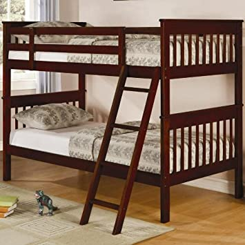 Union Square Pavo Twin over Twin Bunk Bed