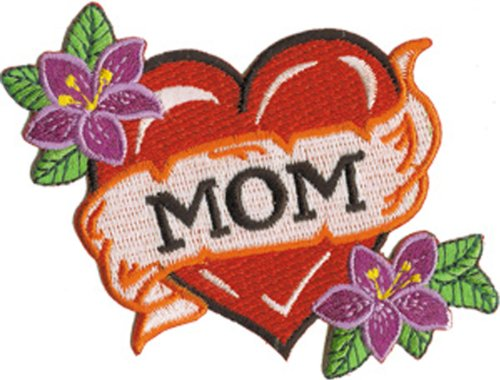 Application Mom Heart Patch