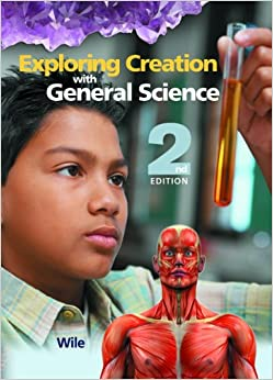 Amazon.com: Exploring Creation with General Science, 2nd