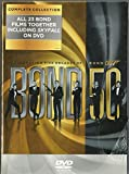 JJames Bond 007: . The Anniversary Collection incl Skyfall (23 Discs) [DVD ] [2012 ] (NORDIC IMPORT) IN ENGLISH)
