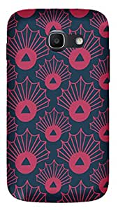 TrilMil Printed Designer Mobile Case Back Cover For Samsung Galaxy Star Pro S7262