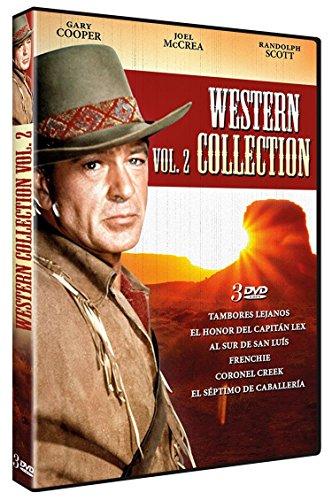 pack-western-collection-tambores-lejanos-el-honor-del-capitan-lex-al-sur-de-san-luis-frenchie-corone