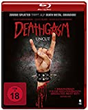 DVD Cover 'Deathgasm [Blu-ray]