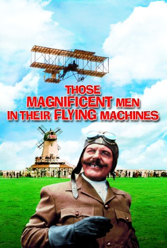 Amazon Com Those Magnificent Men In Their Flying Machines
