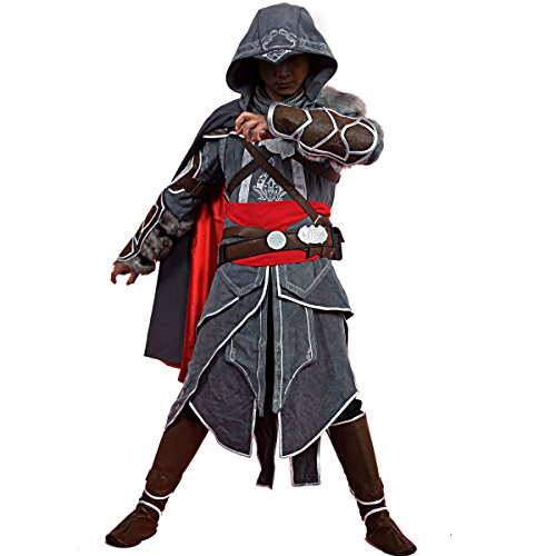 MLYX Men's Assassins Creed Revelations Cosplay