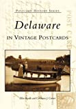 img - for Delaware in Vintage Postcards (Postcard History) by Ellen Rendle (2001-08-06) book / textbook / text book