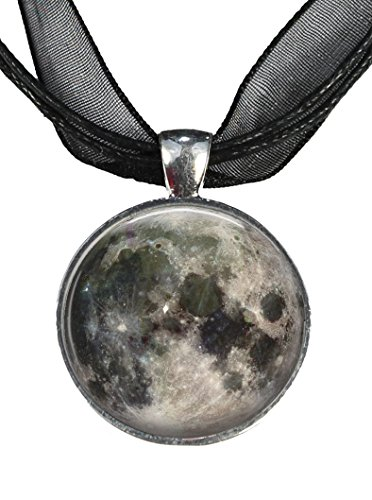 Full-Moon-Necklace-Space-Cosmos-Galaxy-Pendant-Jewelry