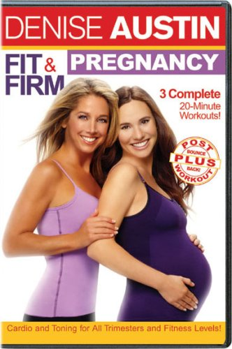 Denise Austin: Fit & Firm Pregnancy