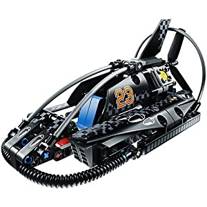 Lego Technic 2-in-1 Hovercraft