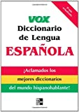 img - for Vox Diccionario de Lengua Espa ola (VOX Dictionary Series) book / textbook / text book
