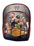 WWE John Cena Championship Belt Black and Red -16 Backpack