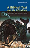 A Biblical Text and its Afterlives: The Survival of Jonah in Western Culture