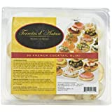 French Cocktail Blinis - 30 count - 30 blinis