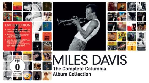 マイルス・デイヴィス / The Complete Columbia Album Collection [70CD+DVD, Import]