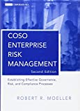 img - for COSO Enterprise Risk Management: Establishing Effective Governance, Risk, and Compliance (GRC) Processes (Wiley Corporate F&A) by Robert R. Moeller (30-Sep-2011) Hardcover book / textbook / text book