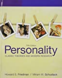 img - for Personality: Classic Theories and Modern Research, Personality Reader, The, and MyPsychKit (5th Edition) 5th edition by Friedman, Howard S., Schustack, Miriam W. (2011) Hardcover book / textbook / text book