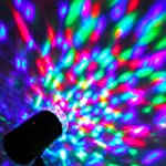 HUIJING Rainbow RGB Effect Stage LED...